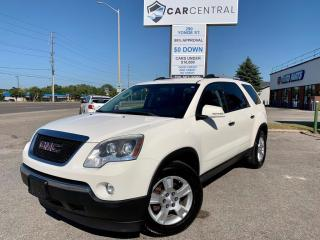 Used 2012 GMC Acadia SLE-2 | AWD | LEATHER | for sale in Barrie, ON