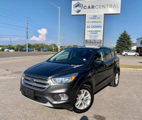 Used 2017 Ford Escape SE | ECOBOOST | 4WD | REVERSE CAMERA | for sale in Barrie, ON