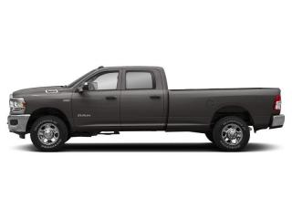 New 2020 RAM 3500 Big Horn for sale in Surrey, BC