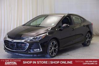 Used 2019 Chevrolet Cruze LT for sale in Regina, SK