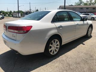 Used 2012 Lincoln MKZ for sale in Burlington, ON