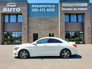 Used 2015 Mercedes-Benz CLA250 CLA 250 for sale in St-Eustache, QC