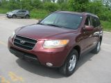Photo of Burgundy 2009 Hyundai Santa Fe