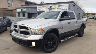 Used 2016 RAM 1500 OUTDOORSMAN  Backup Cam/P-Moon for sale in Etobicoke, ON