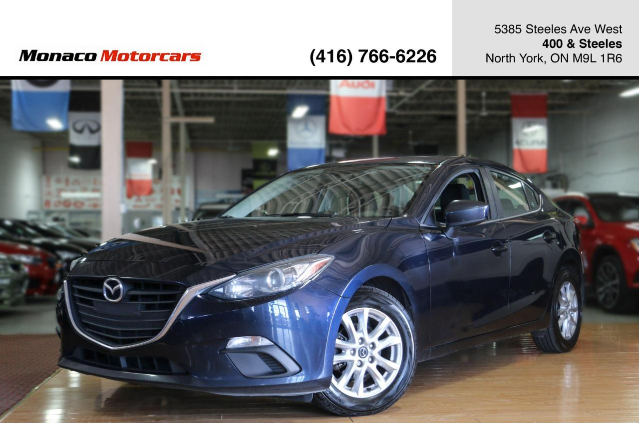 used 2016 mazda mazda3 gs - sunroof navigation backup camera push start for sale in north york, ontario carpages.ca