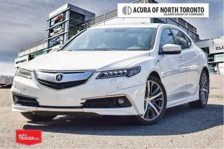 Used 2016 Acura TLX 3.5L SH-AWD w/Elite Pkg for sale in Thornhill, ON