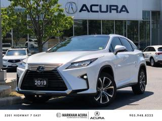 Used 2019 Lexus RX 350 Executive Pkg for sale in Markham, ON