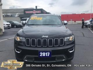 Used 2017 Jeep Grand Cherokee Limited for sale in St Catharines, ON