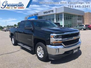Used 2016 Chevrolet Silverado 1500 LT  - Chev MyLink for sale in Bracebridge, ON