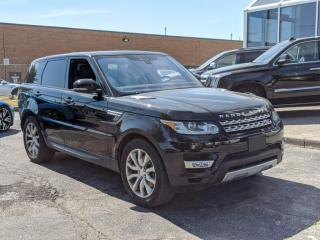 Used 2017 Land Rover Range Rover Sport HSE|Navigation|Pano Roof|Camera|Leather for sale in Vaughan, ON