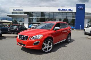 Used 2013 Volvo XC60 T6 R-Design POLESTAR AWD for sale in Port Coquitlam, BC