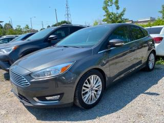 Used 2016 Ford Focus Titanium for sale in Scarborough, ON