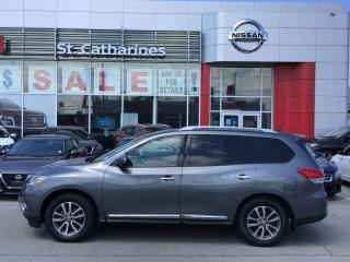 Used 2016 Nissan Pathfinder SL for sale in St. Catharines, ON