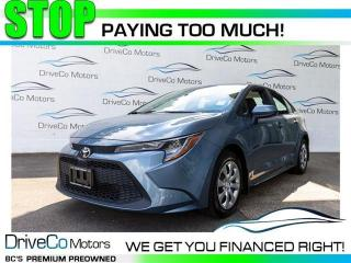 Used 2020 Toyota Corolla LE   - Heated Seats for sale in Coquitlam, BC