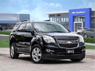 Used 2013 Chevrolet Equinox LT for sale in Markham, ON