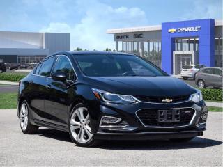 Used 2016 Chevrolet Cruze Premier for sale in Markham, ON