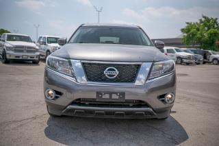 Used 2015 Nissan Pathfinder SV HEATED SEATS/REAR CAMERA/ONLY 48,000 KMS for sale in Concord, ON