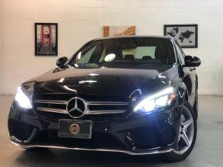 Used 2016 Mercedes-Benz C-Class C300 | AMG | Ream Cam | Nav | Pano | PA for sale in Pickering, ON