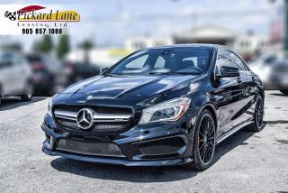 Used 2015 Mercedes-Benz CLA-Class CLA 45 AMG! Certified! for sale in Bolton, ON