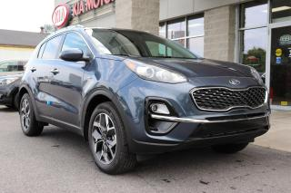 Used 2020 Kia Sportage EX PANORAMIC SUNROOF | ANDROID AUTO & APPLE CARPLAY | REVERSE CAMERA for sale in Cobourg, ON