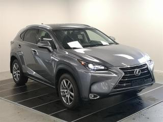 Used 2016 Lexus NX 200t 6A for sale in Port Moody, BC