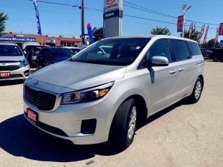 Used 2017 Kia Sedona 4dr Wgn L/7-pass/rear camera/one owner/blue tooth/ for sale in North York, ON