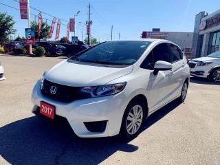 Used 2017 Honda Fit HB LX/LOW KM/BACKUP CAMERA/BLUETOOTH/HTD SEATS for sale in North York, ON
