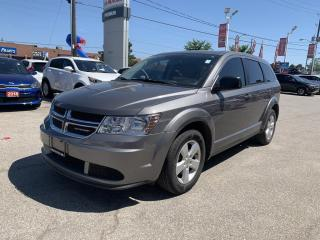 Used 2013 Dodge Journey CVP/SE Plus CVP FWD  ONE OWNER LOW KM NO ACCIDENT  PUSH START  for sale in North York, ON