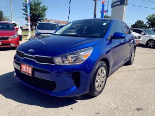 Used 2018 Kia Rio5 HB 5Dr/LX+ Auto/LOW KM/ONE OWNER/BACKUP CAM/ for sale in North York, ON