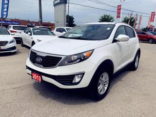 Used 2013 Kia Sportage Auto LX FWD/1 OWNER/ALLOYS/HEATED SEATS/ for sale in North York, ON