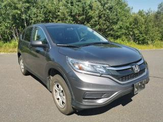 Used 2016 Honda CR-V LX for sale in Huntsville, ON