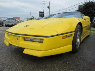 Used 1986 Chevrolet Corvette for sale in St. Thomas, ON