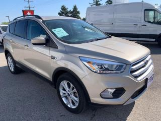 Used 2017 Ford Escape SE | Voice Activated Navigation | Bluetooth for sale in Harriston, ON