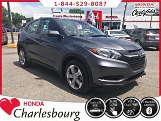 Used 2017 Honda HR-V LX***MANUEL***49 324 KM*** for sale in Charlesbourg, QC
