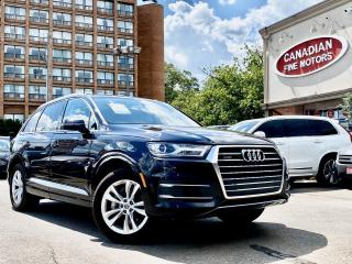Used 2017 Audi Q7 TDI PROGRESSIV | NAVI | CAM | ROOF | for sale in Scarborough, ON