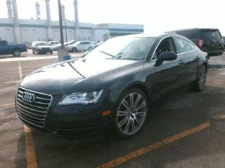 Used 2014 Audi A7 TDI PROGRESSIV | NAVI | CAM | ROOF | for sale in Scarborough, ON