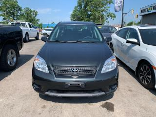 Used 2005 Toyota Matrix **LOW KMS**CLEAN CARFAX** for sale in Hamilton, ON
