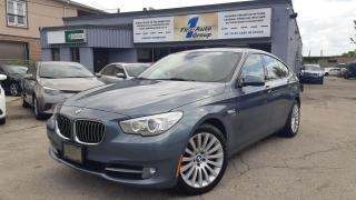 Used 2011 BMW 5 Series 535i xDrive Gran Turismo for sale in Etobicoke, ON