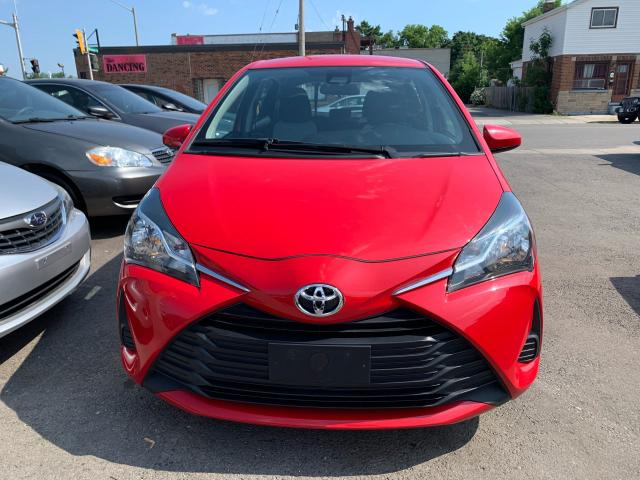 2018 Toyota Yaris **LE**REARVIEW CAMERA**HEATED SEATS**BLUETOOTH**LOW KMS**