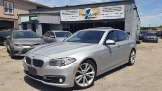 Used 2014 BMW 5 Series 535i xDrive for sale in Etobicoke, ON
