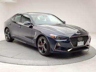 Used 2020 Genesis G70 3.3T Sport AWD for sale in Vancouver, BC