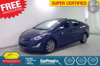 Used 2014 Hyundai Elantra SE for sale in Dartmouth, NS