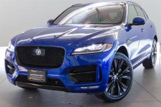 Used 2019 Jaguar F-PACE 20d AWD R-Sport for sale in Langley City, BC
