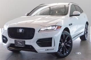 Used 2019 Jaguar F-PACE 30t AWD R-Sport for sale in Langley City, BC
