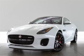 Used 2019 Jaguar F-Type Coupe P380 R-Dynamic AWD (2) for sale in Langley City, BC