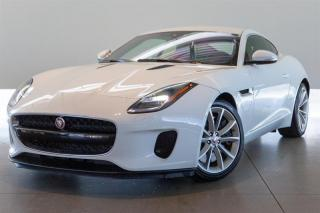 Used 2019 Jaguar F-Type Coupe P380 at (2) for sale in Langley City, BC