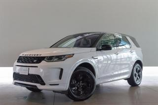 Used 2020 Land Rover Discovery Sport 286hp R-Dynamic SE for sale in Langley City, BC