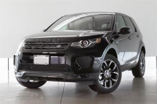Used 2019 Land Rover Discovery Sport 237hp Landmark for sale in Langley City, BC