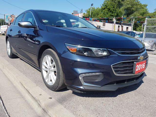 2016 Chevrolet Malibu LT-EXTRA CLEAN-BK UP CAM-BLUETOOTH-AUX-ALLOYS