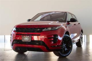 Used 2020 Land Rover Evoque P300 R-Dynamic HSE for sale in Langley City, BC